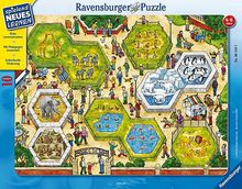 Rahmenpuzzle Zahlen-Zoo