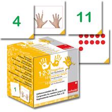 1-2-3 fingerfrei