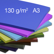 A3 Tonpapier 130 g/m²<br>250 Bogen