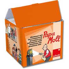 Abenteuer mit Papa Moll