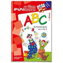 AH ABC-Buchstabenspiele von A bis Z, Doppelband