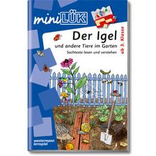 AH Der Igel und andere Tiere im Garten