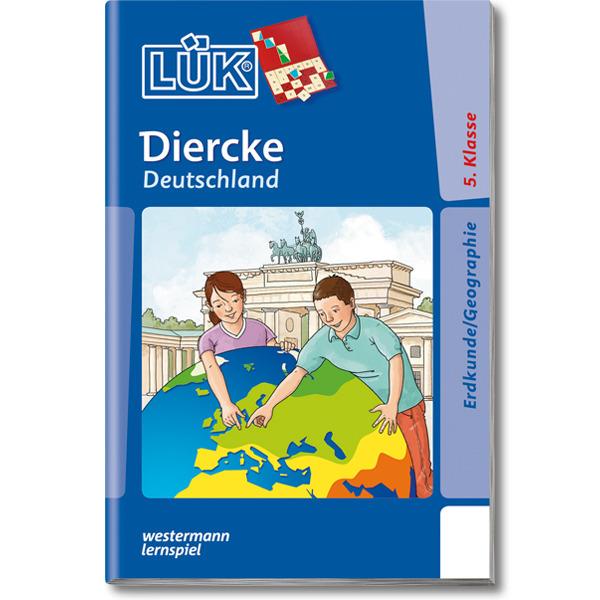 AH Diercke Erdkunde Deutschland