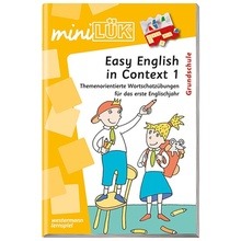 AH Easy English in Context 1