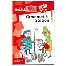 AH Grammatikstationen 1.-4. Klasse