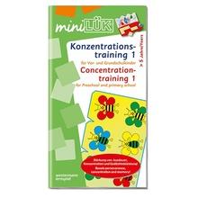 AH Konzentrationstraining 1-2