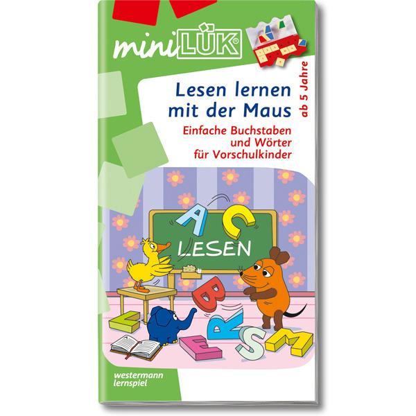 AH Lesen lernen mit der Maus