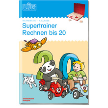 AH Supertrainer Rechnen 1-4