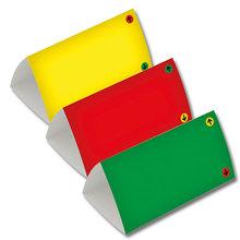 Ampel-Tischkarten