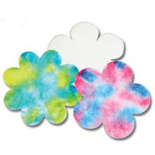 Aquapapier Blumen
