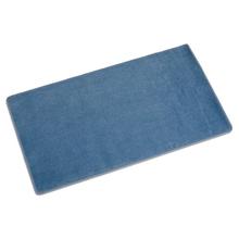 Arbeitsteppich, hellblau