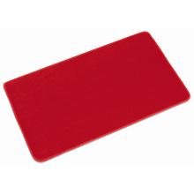 Arbeitsteppich, rot