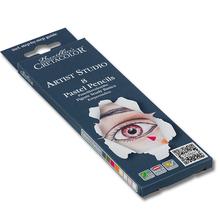Artist-Studio Pastellkreidestifte Portrait