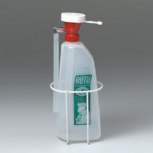 Augenwaschflasche Wandhalter