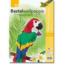 Bastelwellpappe 25 x 35 cm