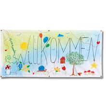 Baumwoll-Banner