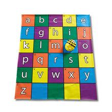 Bee Bot Matte mit Alphabet