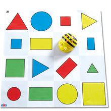 BeeBot Matte mit geometrischen Formen *Aktion*