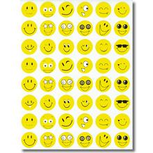 Belobigungs-Aufkleber Smiley