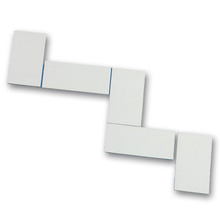 Blanko-Domino *Sale*