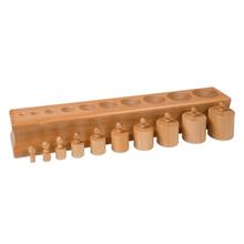 Block mit Zylindern 1