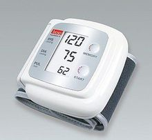 Blutdruckmesser f. Handgelenk