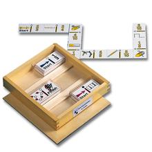 Brüche-Dominos