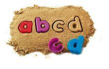 Buchstaben- und Zahlen-Sandformen *Sale*