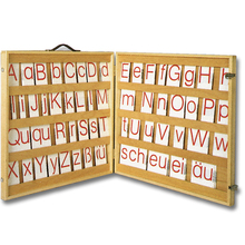 Buchstabensatz 12 cm