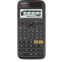CASIO FX-87DE X