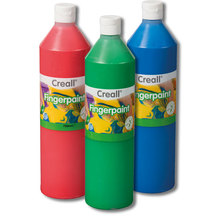 Creall-Fingerfarbe 750 ml