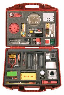 Demo-Box Elementarphysik
