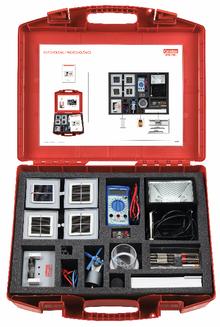 Demonstrations-Gerätesatz Fotovoltaik