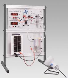 """Demonstrations-Gerätesatz """"heliocentris Brennstoffzelle und Solar-Wasserstoff-Technologie"""""""