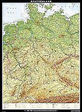 Deutschland, physisch