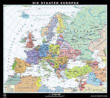 Die Staaten Europas