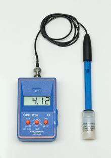 Digitales pH-Meter