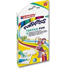 edding 17 Funtastics Textile Fun