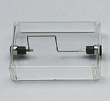 Elektromagnetische Feldlinien: Gerader Leiter