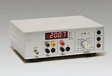 Elektronischer Zähler und Kurzzeitmesser, 5-stellig
