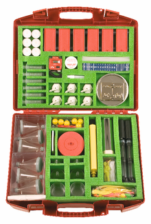 Experimentierbox Luft