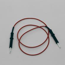 Experimentierkabel für Hochspannung, 30 kV