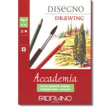 Fabriano Accademia Zeichenblock 200 g