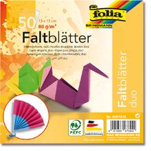 Faltblätter Duo 80 g