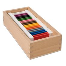 Farbtäfelchen, 11 Farben