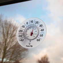 Fenster-Thermometer *Sale*