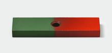 Flachstabmagnet mit Bohrung