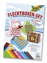 Flechtboxen-Set für 10 Boxen