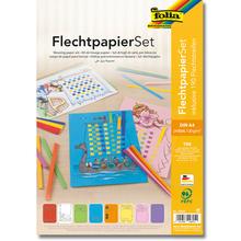 Flechtpapier-Set