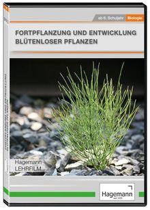 Fortpflanzung und Entwicklung blütenloser Pflanze
